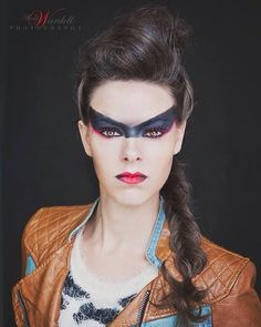 Alexia Wardell Photography. District 10: Livestock   Model: Candis Standridge  Hair: Shannon Wickenden  Makeup: Sheree Fraser of Flawless Hair and Makeup Design  Wardrobe: Kellie Levesque of Fashion Kellie