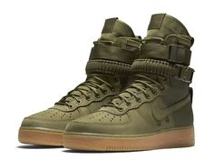 Nike Special Field Air Force 1 Release Date