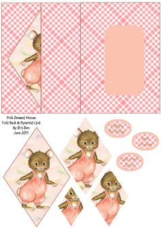 Tri Fold 3d Sheets - Diane Furniss - Picasa Web Albums