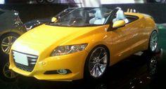 Honda CRZ convertable
