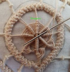 Sin título Irish Crochet Patterns, Crochet Motifs, Form Crochet, Doily Patterns, Hand Embroidery Patterns, Crochet Lace, Russian Crochet, Crochet Doilies, Hungarian Embroidery