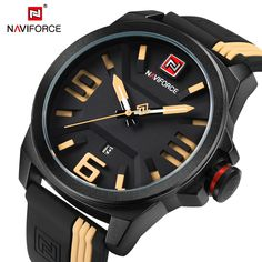Like and Share if you want this  2017 NAVIFORCE Brand Men's Sport Watches Fashion Casual Quartz Wristwatches Pu Starp Waterproof Clock Relogio Masculino     Tag a friend who would love this!     FREE Shipping Worldwide     Get it here ---> https://shoppingafter.com/products/2017-naviforce-brand-mens-sport-watches-fashion-casual-quartz-wristwatches-pu-starp-waterproof-clock-relogio-masculino/