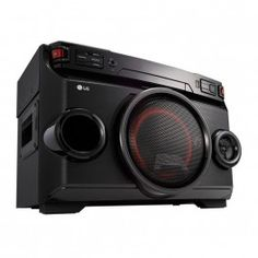 ALTAVOZ LG OM5560 LA BESTIA 220W - BLUETOOTH - USB - ILUMINACIÓN LED - AUTO DJ - Inside-Pc