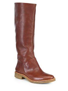 Diane von Furstenberg - Ainsley Knee-High Leather Boots