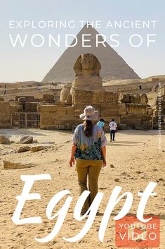 Discover what adventures Egypt holds. In our Exploring the ancient wonders of #Egypt travel #video we explore: Cairo, The Bent Pyramid, Djoser Pyramid, Memphis, Museum of Egyptian Antiquities Cairo, The Great Pyramids of Egypt, Luxor, Luxor Hot Air Balloon Ride, Valley of the Kings, Edfu Temple, Luxor, Kom Ombo Temple, Abu Simbel Temple, Alexandria, Temple of Phila and so much more. Special thanks to Allianz #Travel Insurance for sponsoring this video.