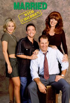 with Children (TV Series - IMDb - Anime Characters Epic fails and comic Marvel Univerce Characters image ideas tips 1980s Tv Shows, Kids Tv Shows, Great Tv Shows, Movies And Tv Shows, Kate Jackson, Cheryl Ladd, Married With Children, Actrices Hollywood, Old Shows