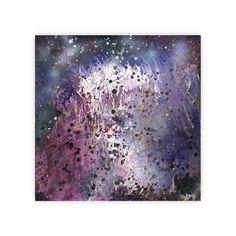 Purple Drips By James Giardina