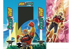 ToyzMag.com » Packaging de Hiroshi / Kotetsu Jeeg Change Cyborg de HL Pro