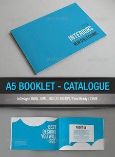 73 Best Contoh Katalog Dan Buklet Desain Inspiratif Images