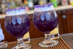 New Purple Potion drink is casting a spell at Lamplight Lounge in DCA