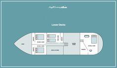 Accommodation Deck Argyll Cruising