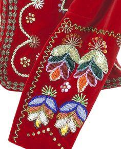Strój rzeszowski - Pracownia strojów INA Folk Embroidery, Ribbon Embroidery, Folk Costume, Costumes, Fashion Vocabulary, Folk Dance, 10 Picture, Folk Fashion, Historical Images