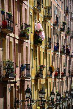 Bilbao La Vieja, Bilbao, Spain