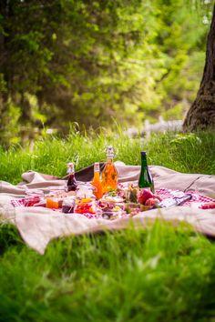 Picknick auf der Kuschelalm Wellness, Table Decorations, Home Decor, Summer Vacations, Nature, Interior Design, Home Interior Design, Dinner Table Decorations, Home Decoration