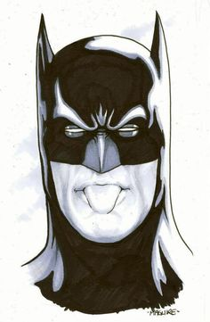 Batman by Kevin Maguire