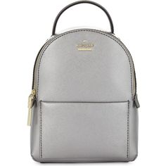 Kate Spade New York Cameron Street Merry mini leather backpack ( 245) ❤  liked on Polyvore featuring bags a48492a38655c