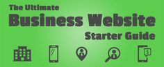 I put this guide together to help people understand some of the finer points of using their business website to get results. Business Website, Helping People, Internet Marketing, Web Design, Articles, How To Get, Logos, Design Web, Logo