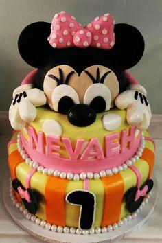 Minnie Mouse. Nice!