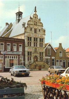 Stadhuis (City Hall) Brouwershaven (Holland)