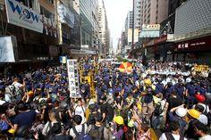 Pequim luta para chegar a uma decisão sobre Hong Kong | #Democracia, #ExpurgoPolítico, #HongKong, #JiangZemin, #LutaPeloPoder, #MovimentoGuardaChuva, #OcuparCentral, #PartidoComunistaChinês, #PCC, #SufrágioUniversal, #WangTaotong, #XiJinping, #ZhangDejiang