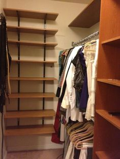 organize your closet with allen roth closet1 with 42 astonish beautiful furniture small closet decoration