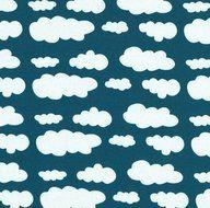 Cloud Petrol (tricot)