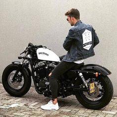 Harley Davidson News – Harley Davidson Bike Pics Indian Motorcycles, Triumph Motorcycles, Custom Motorcycles, Custom Bikes, Harley Bobber, Harley Davidson Chopper, Harley Bikes, Harley Davidson Sportster, Sportster 48