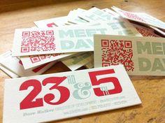 30 Creative QR code business cards | Webdesigner Depot