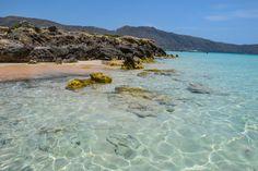 Elafonissi Crete Greece