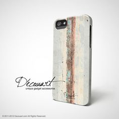Stripes iPhone 5 case iPhone 4 case grunge stripes by Decouart, $23.99
