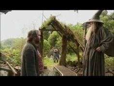 Awesome 23 minute behind the scenes look at The Hobbit! I don't think any of this stuff is from the production videos. I love the part where they're throwing the dishes around :D