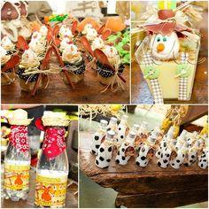 candy bar mesa fiestas tema campo granja - Buscar con Google