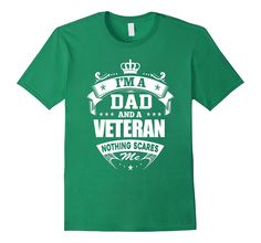 Dad And VETERAN - Father's Day Gift Ninja Job Shirts