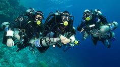 Technical Diving in Sharm El Sheikh - Guided dives for certified tec divers