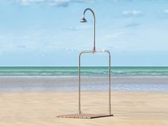 Delta outdoor shower, Tectona, 2009 - Furniture Design