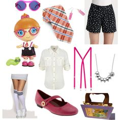 """Specs Reads Alot"" by flyingtoaster on Polyvore"