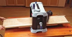Get the most from you planer » Wood Magazine – Shop Tip of the Day
