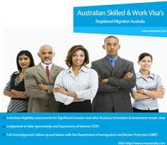 Would you like to apply for a Skilled work visa to come to Australia? There are many shortages for skilled workers with high paying jobs in Australia. If you are a skilled worker and want to work in Australia we can help secure your visa. Take a free online visa assessment today to see if you are eligible.