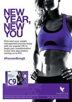 Ready to change? Kick-start your adventure with an easy to follow, 9 day plan. #C9 #ForeverFIT #IAmForeverFIT http://link.flp.social/4mPn8r