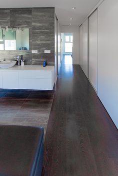 Chiralt arquitectos I Dormitorio con baño integrado