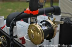 Palmetto Kayak Fishing: Build a Rod Leash for Kayak Fishing