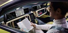 SABIOS DE COCHES: Rinspeed Σtos concept car sobre un BMW i8