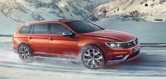 2016 Volkswagen Passat Alltrack