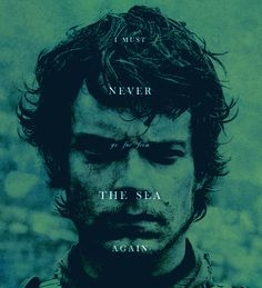 Game of Thrones - Theon Greyjoy Game Of Thrones Theon, Game Of Thrones Winter, Game Of Thrones Quotes, A Dance With Dragons, Mother Of Dragons, Valar Dohaeris, Valar Morghulis, Winter Is Here, Winter Is Coming
