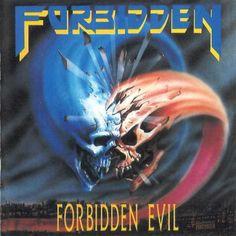 forbidden   MetalXtremo: Discografía Forbidden