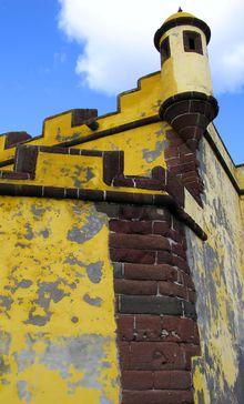 Fortaleza de São Tiago: guarita