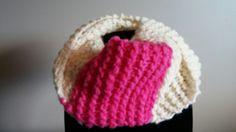 Alberta wool cowl