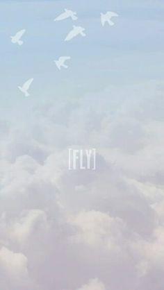 Fly Wallpaper ♥
