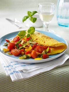 Low Carb: 15 schlanke Omelett-Rezepte | Schlank, Das beste und ...