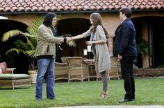 TV SHOWS: Stana Katic on Castle (Season 3)